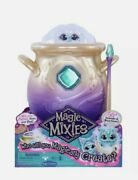 Magic Mixie Magical Misting Cauldron W/ Interactive 8 Pink Plush Toy - In Hand