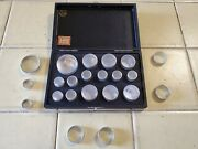 Vintage Swiss Watchmaker's Parts Box Central Watch Case Co. Omega Patek Philippe