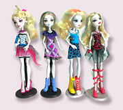 Monster High Lagoona Blue Shores Doll Clothing Accessories 2008 Dolls
