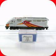 N Scale New Mexico Rail Runner Bombardier F59phi Locomotive 103 Athearn Dcc Rdy