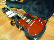 Gibson Sg 61 Reissue Ch 2005 Near Mint From Japan Electric Guitar