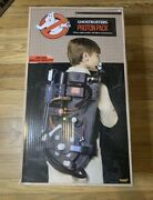 2021 Ghostbusters Deluxe Proton Pack - Spirit Halloween - Lights Up + Sounds