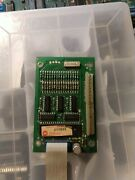 Working Williams Defender I/o, Interface Board Pcb