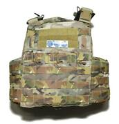 Crye Precision Multicam Cage Plate Carrier Cpc - Lg / Med - Devgru Seal Nsw Cag