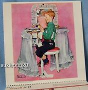 Norman Rockwell New 2014 Appointment Calendar 12 Different Collectable Prints