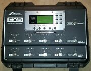 Fractal Audio Systems Fx8 Multi Effects Pedalboard With Extras