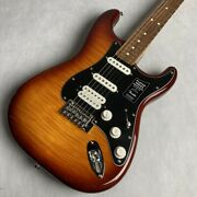 Fender Player Stratocaster Hss Plus Top Used Used Electric Guitar St Type Tac