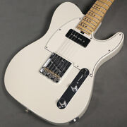 Three Dots T Model Maple Fingerboard Olympic White List No.rg1540