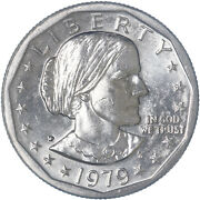 1979 P Susan B Anthony Bu Dollar Near Date Us Mint Coin See Pics H893