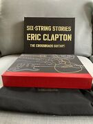 Eric Clapton Limited Genesis Publications Rare Signed Book Six-string Stories