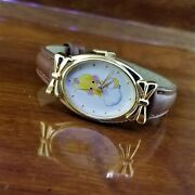 New 2000 Valdawn Gold Precious Moments Someone To Watch Over Me Watch