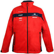 Ducati Visiontrack Team Softshell Jacket New 2021 Official Merchandise