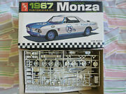 Rare Original Issue Amt 1967 Chevy Corvair Monza Model Kit Gorgeous L@@k
