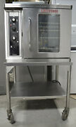 Blodgett Ctb-1 Half Size Electric Single Deck Convection Oven 220v 3 Phase 2