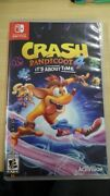 Nintendo Switch Crash Bandicoot 4 Its About Time Tdy012666