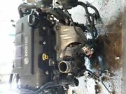 Engine 13 14 Chevy Cruze 1.4l Vin B 8th Digit Opt Luv At 2963620