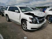 Driver Left Rear Side Door Without Solar Fits 15-17 Tahoe White 4286066