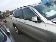 Passenger Right Front Door Fits 14-18 Bmw X5 Silver 3247156