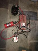 Msd 6al Used Ignition Box With Blaster Module Selector Accessories And Wiring