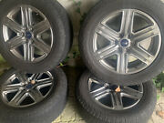 Wheels And Tires Off Of 2018 Ford Xlt Fx4 F-150 Truck. Used 6 Lug Rims And Tires