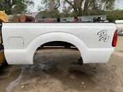 Rust Free 11-16 White Ford Superduty 6.5andrsquo Box Super Duty Short Bed F250 F350