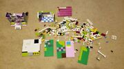 Partial Sets Lego Friends Butterfly Beauty Shop 3187 And Olivia's House 3315