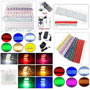 101000ft 5050 Smd 3led Bulb Module Lights Club Store Front Window Sign Lamp Us