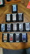 13 Anne Stokes Zippo. Collection / Lot. Brand New