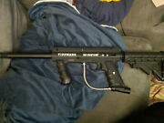 Tippmann 98 Custom Platinum Paintball Marker With Collapsible Stock