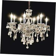 Chandelier Contemporary K9 Christmas Tree Crystal Clandle Chandelier Ceiling