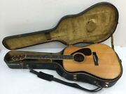 Yamaha Acoustic Guitar L10 Late Model With Case List No.mg690