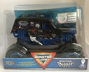New 2020 Spin Master Monster Jam Son Uva Digger 124 Scale Truck Die Cast