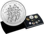 2020l7and039classic Canadian Coinsand039 Proof Set Of Fine Silver Coinsrcm 17725518966