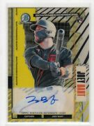 2021 Bowman Chrome Rookie Ascensions Joey Bart Rc Superfractor Auto 1/1 Giants
