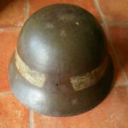 Former Japanese Army Helmet Army Ww2 Japanese Antiques