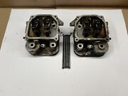 Kohler Command Cylinder Heads 1 And 2 With Push Rods - Ch745