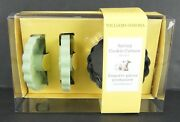 Williams Sonoma Cookie Cutters Set Spring Tulip Butterfly Bird 3 Inch Diameter