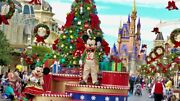 Christmas Vacation At Disney's Old Key West Resort. 7 Nights In A Deluxe Studio