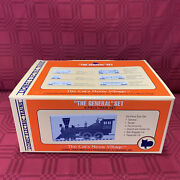 1995 Lionel The Catand039s Meow Village The General 6pc Train Set New Mint In Box