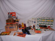 Lionel Rare 1519ws Train Set In Original Boxes And Accessories Nice Lot N-71