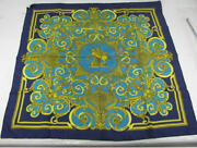 Hermes Scarf Silk 100 88 Square Sarasa For Bags Etc. Classy Pitiable Souvenirs