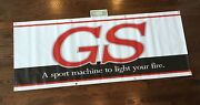 Buick Gs Garage Banner Sign Large 2andrsquox 5andrsquo