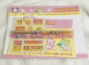 Libre Nohohon Park Cute Animal Stationary Set Treat Your Friends With Kindness