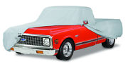 1956 Ford Short Bed Pick-up Custom Fit Grey Cotton Plushweave Car Cover