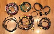 1956 Chevy Wire Harness Kit 2 Door Station Wagon With Generator Wiring Usa Made