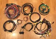 1956 Chevy Wire Harness Kit Convertible With Generator Wiring Usa Made