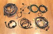 1957 Chevy Wire Harness Kit Nomad With Generator Wiring Usa Made