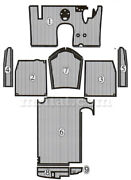 Lancia Appia 1st Series Complete Rubber Mat Set New