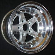 For Porsche 911 Rs 10 X 15 Forged Racing Wheel New