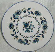 Taylor Smith And Taylor Dutch Onion Dinner Plate